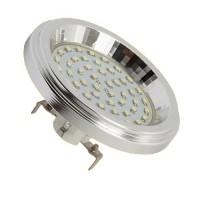 AR111 48 LEDS SMD 3528 BR FRIA 2,5W 220V
