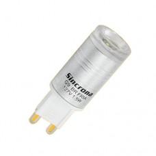 G9 HALOPIN LED SMD12 BR FRIA 1,5W 220V