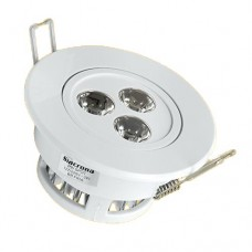 SPOT MR16 PW SUPER LED 3W BR MORNA BIVOLT