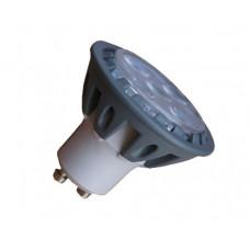 GU10 S. LED 5x1,2W - 6W BR FRIA BIVOLT